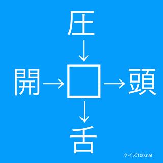 激ムズ】ブルーの漢字クイズ ... : 熟語 問題 : すべての講義