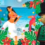【リアル謎解きゲーム】「こけし探偵 season22~トロピカル島からの脱出編~」2019年7月6日~9月8日