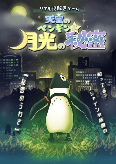 天空のペンギンと月光の秘密