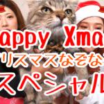 【Xmasなぞなぞ】聖夜は てちこ&おねーちゃんと、まったりクリスマスなぞなぞで盛り上がろう!