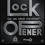 【リアル謎解きゲーム】「Lock Opener」 2020年2月14日~3月1日